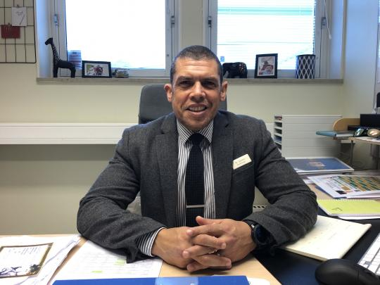 Message From The Vice Principal - Mr.Stevens